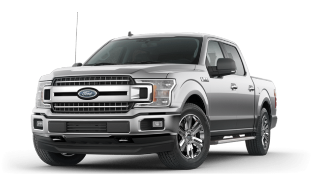 2019 Ford F-150 Truck SuperCrew Cab